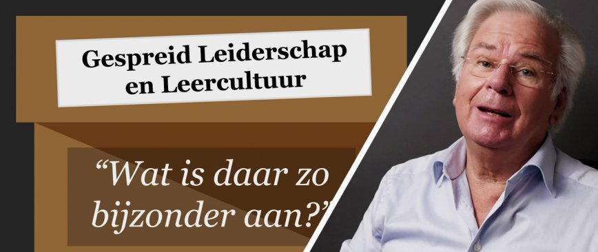 Distributed Leadership / Gespreid Leiderschap